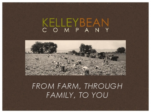From Farm, Through Family, To You preview