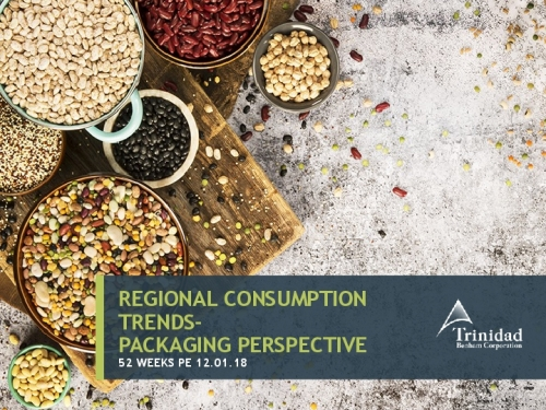 Regional Consumption Trends - Packaging Perspective preview