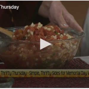 Thrifty Thursday: Memorial Day Slides